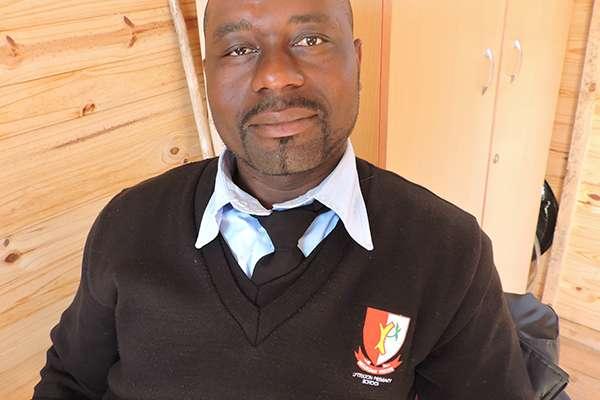 Solomon Mamabolo
